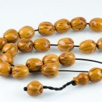 Nutmeg Seeds Greek Worry Beads Komboloi