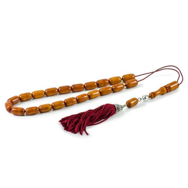 High Quality Caramel Camel Bone Greek Komboloi Worry Beads