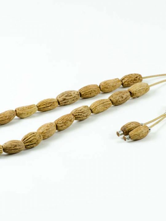 Natural Olive Kernel Greek Komboloi Prayer Worry Beads