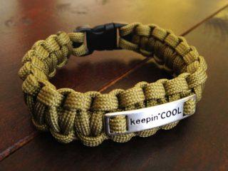 Paracord Survival Men's Bracelet