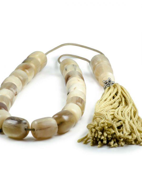 Reindeer Horns Antlers Greek Worry Beads Komboloi