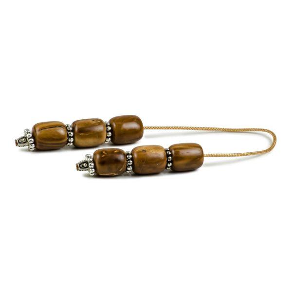 Kook Wood Greek Worry Beads Stress Relieve Begleri Beads